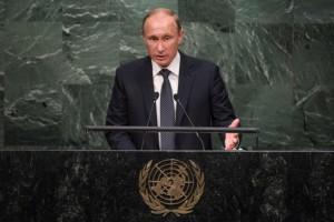 Putin UN-Generalversammlung