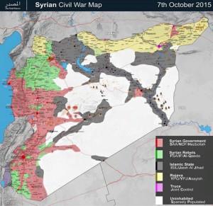 Aktuelle Lage in Syrien