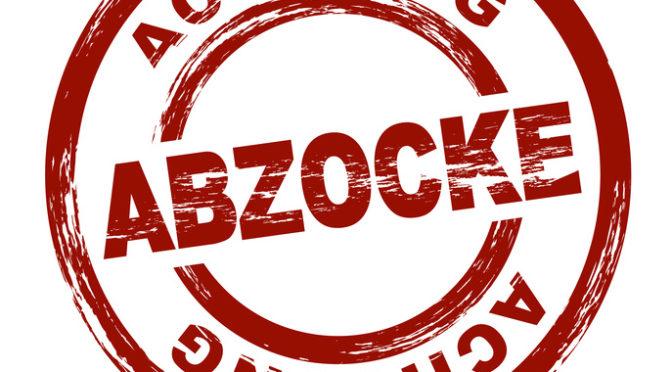 Deutschland der Abzock-Staat?